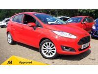 2015 Ford Fiesta 1.0 EcoBoost Titanium X Powers Automatic Petrol Hatchback