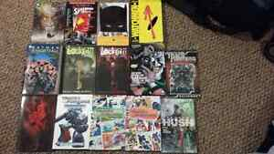 Graphic Novels Soft & Hardcover