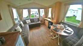 £197,14 PER MONTH CHEAP STATIC CARAVAN FOR SALE NORTH EAST COAST