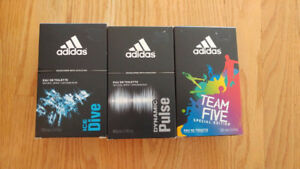 ADIDAS PERFUME COLLECTION (NEVER USE)