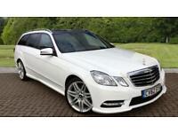 2012 Mercedes-Benz E-Class Estate E250 CDI BlueEFFICIENCY Sport Automatic Diese