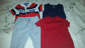 Set of clothes - Polo- Tommy