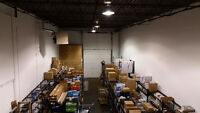 West End Warehouse/Office Bay for Sublease - Price Reduced!
