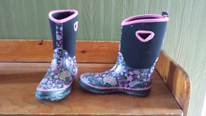 Elements winter / rubber boots