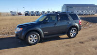 2008 Ford Escape SUV, Crossover limited edition full load