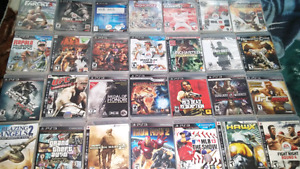 PS3 WITH 28 GAMES