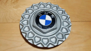 "15"" BBS Basket Weave Wheel Center Cap BMW E30 M3, 325iX, E28 M5"