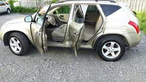 2005 Nissan Murano  + 4 brand new tires! Excellent Condition