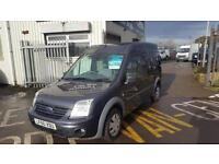 2010 60 FORD TOURNEO CONNECT TREND 1.8TDCI ( 110PS ) IN MET GREY DIESEL