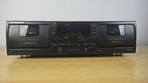 Pioneer CT-W770 Double Cassette Deck