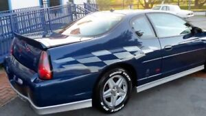 REDUCED!!  Like New 2003 Chevrolet Monte Carlo SS Pace Car