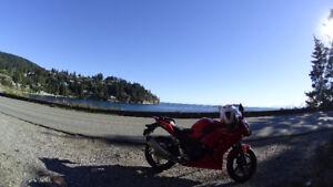 Honda CBR300ra