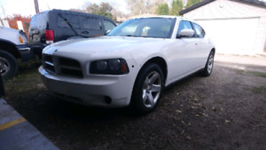 2010 dodge charger ex police car
