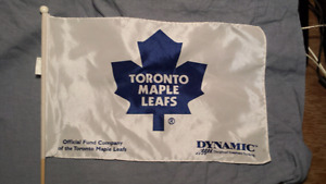 "11"" X 18"" Toronto Maple Leafs Flag"