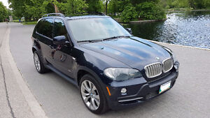 BMW X5 4.8i, 7 seats, perfect condition!