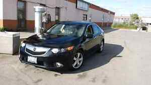 2011 Acura TSX with Acura bumper to bumper warranty