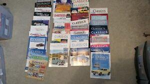 Danbury Mint Catalogs - Classics of the Open Road