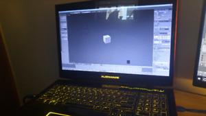 Alienware mx17-r3