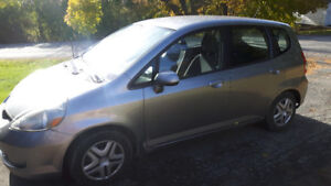 2008 HONDA FIT AUTOMATIC