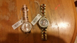 Ladies watches -new with tags