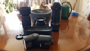 Sony Alpha package SALE