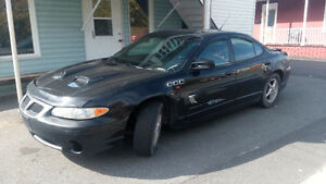 1999 Pontiac Grand Prix Gt Berline