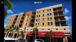 Beautiful converted 1 bedroom Lake Worth Florida Executive Condo