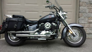 2005 Yamaha Vstar 650 Classic Motorcycle for sale