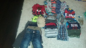 18-2t boys clothes