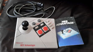 NES Advantage original. built in 1987