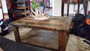 Recycled/reclaimed wood (barn board) furniture and home decor Peterborough Peterborough Area image 5