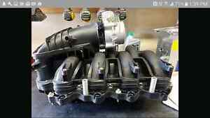 14 ford raptor intake manifold and throttle body best offer. Strathcona County Edmonton Area image 2