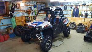 2012 Polaris RZR 900 XP