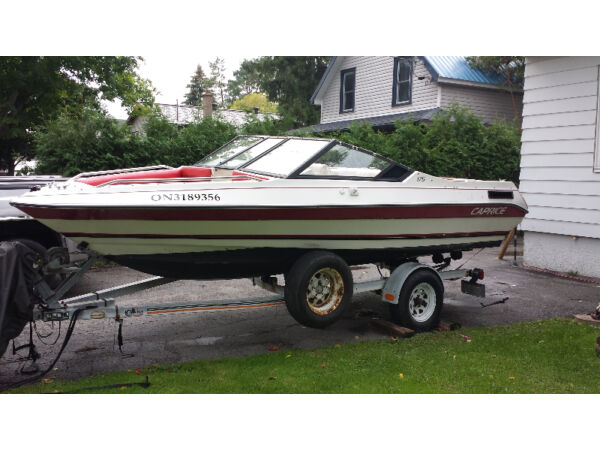 Used 1987 Bayliner 175 Caprice