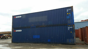 Shipping and Storage Containers on Sale - SeaCans