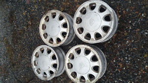4 mags nissan 4x100mm
