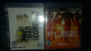 11 ps3 games selling only altogether