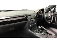 2012 Mazda MX-5 2.0i Sport Black 2dr Petrol white Manual