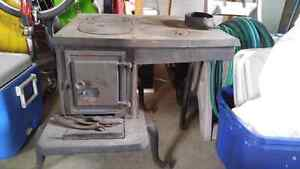 Vintage wood stove for sale