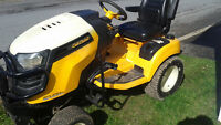 Lawn tractor  ,snow blower