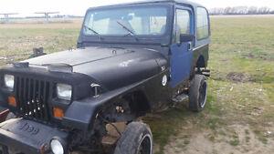 1994 Jeep TJ Convertible