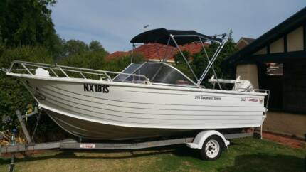 Regretful Sale. Pride and Joy Stacer 575 Sport. Henley Beach South Charles Sturt Area Preview
