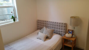 One bedroom, legal, all inclusive basement apartment- $875