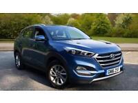 2016 Hyundai Tucson 1.7 CRDi Blue Drive SE Nav Wi Manual Diesel Estate
