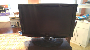 "19"" Inch Coby LED Flat Screen TV"