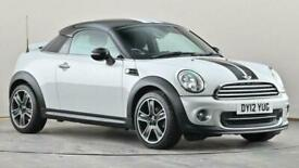 image for 2012 MINI Coupe 1.6 Cooper 3dr [Chili Pack] Coupe petrol Manual