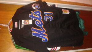 New york mets 2001 mlb Mike piazza jersey size medium