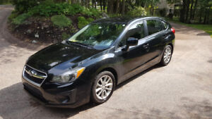 2012 Subaru Impreza Hatchback - Excellent Condition