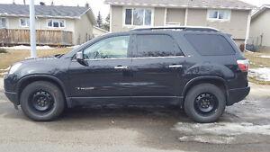 2008 GMC Acadia SLT2, SUV, Crossover 8 passenger
