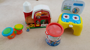 Kids assorted imagination toys